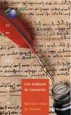 Portada del libro Los enigmas de Leonardo