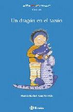 Portada del libro Un dragon en el tazon, Altamar