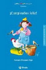 Portada del libro ¡Cumpleaños feliz!, Altamar