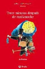 Portada del libro Trece minutos despues de medianoche, Altamar