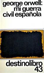 Portada del libro Mi guerra Civil Española