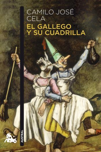Portada del libro El gallego y su cuadrilla