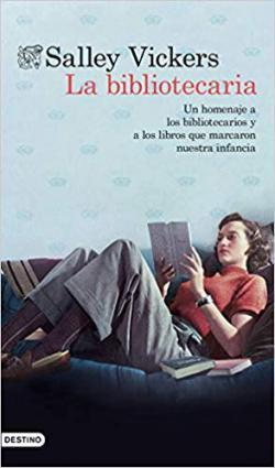 Portada del libro La bibliotecaria