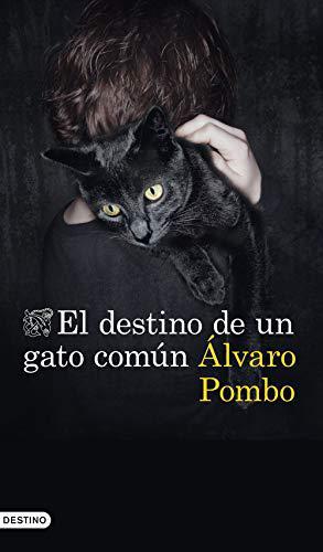 Portada del libro El destino de un gato común