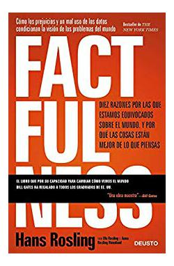 Portada del libro Factfulness