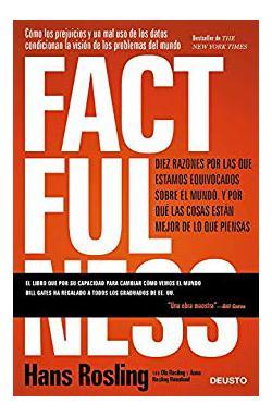Portada del libro Factfulness