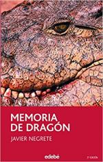 Portada del libro Memoria de dragón