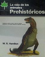 Portada del libro La vida de los animales prehistóricos
