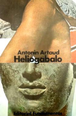 Portada del libro Heliogábalo o el anarquista coronado