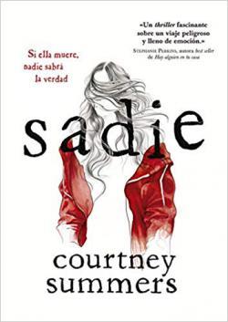 Portada del libro Sadie