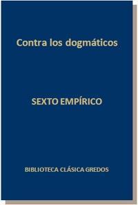 Portada del libro Contra los dogmáticos