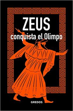 Portada del libro Zeus conquista el olimpo