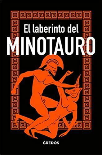 Portada del libro El laberinto del Minotauro