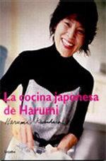 Portada del libro LA COCINA JAPONESA DE HARUMI