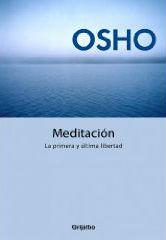 Portada del libro Meditación. La primera y última libertad