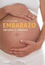 Portada del libro EMBARAZO SEMANA A SEMANA (N. ED. 2010)