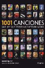 Portada del libro 1001 canciones que hay que escuchar antes de morir