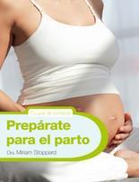 Portada del libro Prepárate para el parto