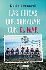 Portada del libro Las chicas que soñaban con el mar
