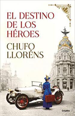 Portada del libro El destino de los héroes
