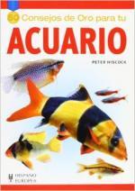 Portada del libro 50 consejos de oro para tu acuario