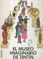 Portada del libro El museo imaginario de Tintin