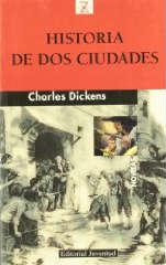 Portada del libro Historia de dos ciudades