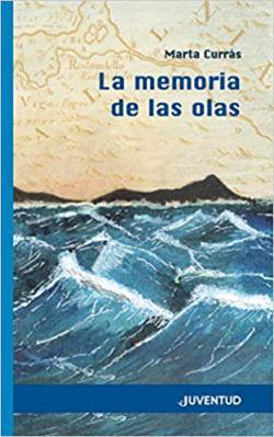 Portada del libro La memoria de las olas