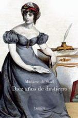 Portada del libro DIEZ AÑOS DE DESTIERRO