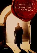 Portada del libro El cementerio de Praga