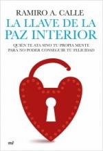 Portada del libro La llave de la paz interior
