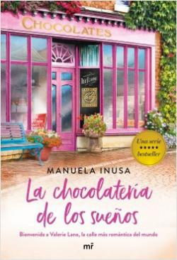 Portada del libro La chocolatería de los sueños