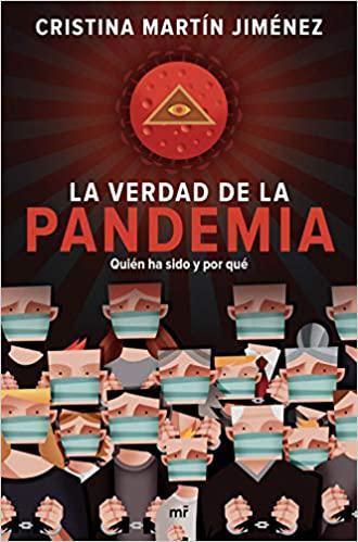 Portada del libro La verdad de la pandemia