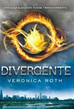Portada del libro Divergente  (Saga divergente 1)
