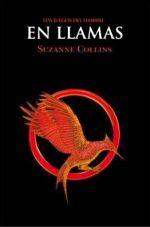 Portada del libro En llamas (Los juegos del hambre 2)