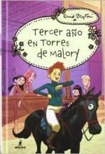 Portada del libro Tercer año en Torres de Malory