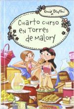 Portada del libro Cuarto curso en Torres de Malory