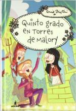 Portada del libro Quinto grado en Torres de Malory