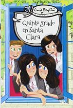 Portada del libro Quinto grado en Santa Clara