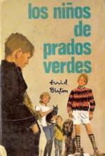 Portada del libro Los niños de prados verdes