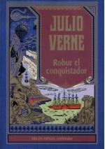 Portada del libro Robur el conquistador