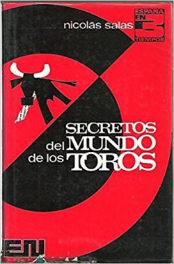 Portada del libro Secretos del mundo de los toros