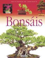 Portada del libro Bonsáis (Enciclopedia de la jardinería)