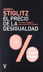 Portada del libro El precio de la desigualdad