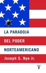 Portada del libro La paradoja del poder norteamericano