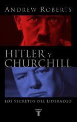 Portada del libro Hitler y Churchill