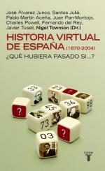 Portada del libro Historia virtual de España