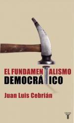 Portada del libro El fundamentalismo democrático