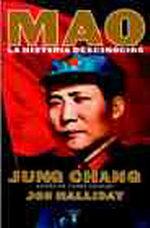 Portada del libro Mao. La historia desconocida