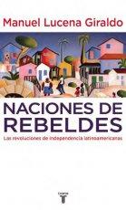 Portada del libro Naciones de rebeldes